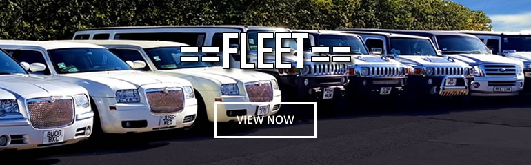 limo hire london fleet