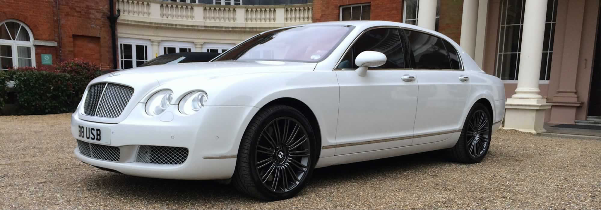Bentley Flying Spur Hire