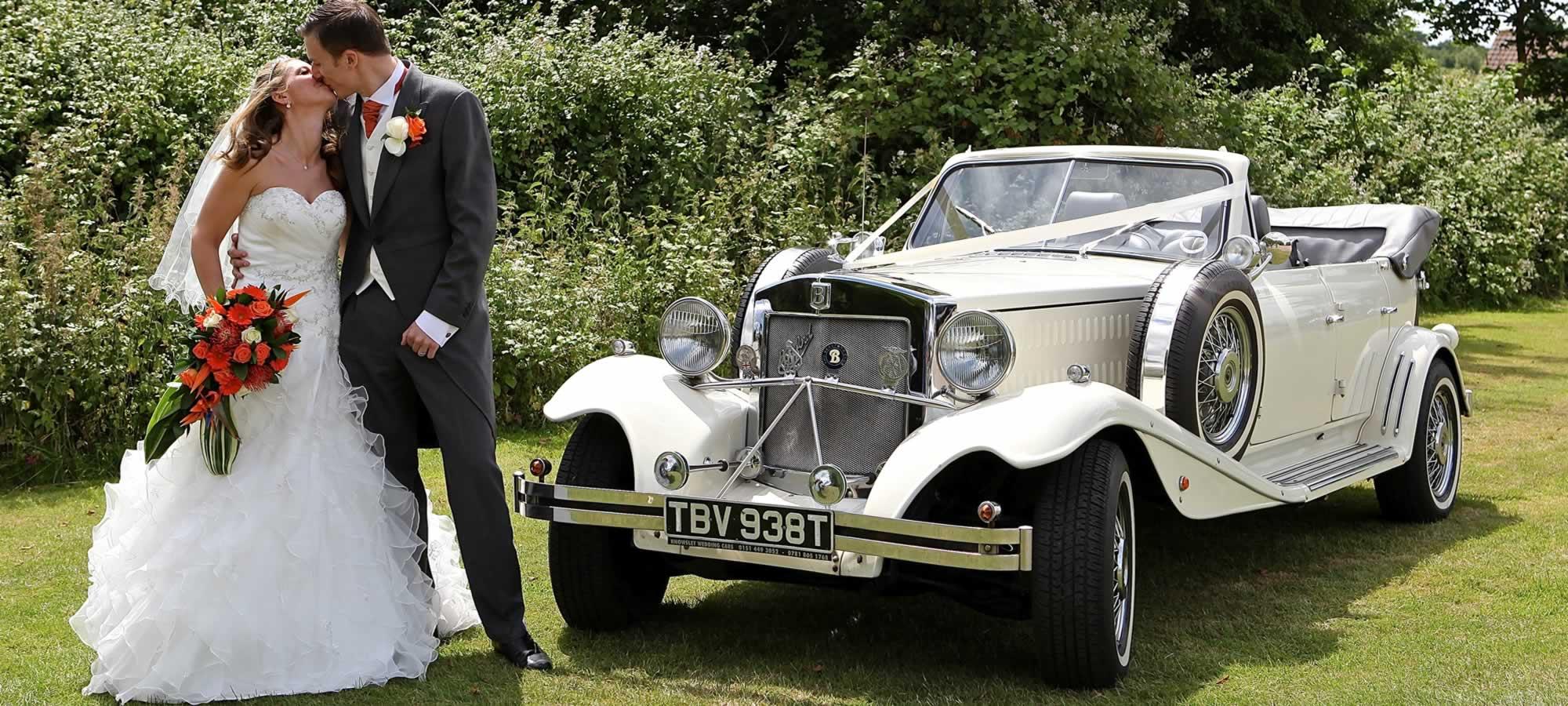 Beauford Wedding Car Hire London